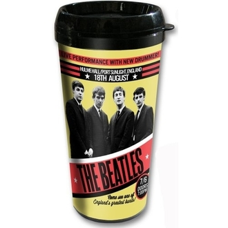 Keramiktasse Thermo The Beatles - Port Sunlight - ROCK OFF - BEAT62TRAVMUG01