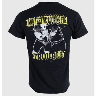 Herren T-Shirt   Dropkick Murphys - The Boys Are Back - Black - KINGS ROAD