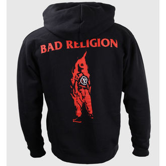 Herren Hoodie  Bad Religion - Suffer - Black - KINGS ROAD