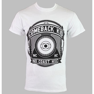 Herren T-Shirt   Comeback Kid - NCHC - White - KINGS ROAD - 48051