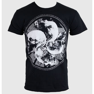 Herren T-Shirt   Converge - 20 Years - Black - KINGS ROAD - 00308