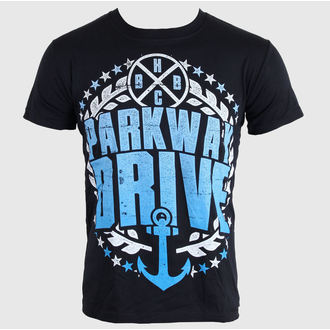 Herren T-Shirt   Parkway Drive - Anchor Bold - Black - KINGS ROAD - 54065
