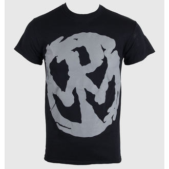 Herren T-Shirt   Pennywise - Large Gray Logo - Black - KINGS ROAD - 53493