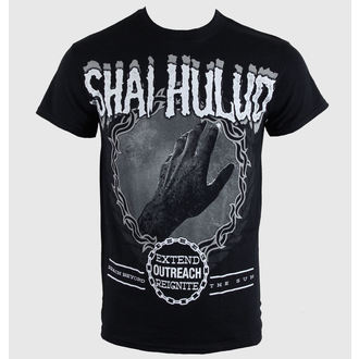 Herren T-Shirt   Shai Hulud - Hand - Black - KINGS ROAD, KINGS ROAD, Shai Hulud
