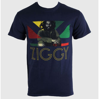 Herren T-Shirt   Ziggy Marley - Blue Navy - KINGS ROAD - 51527