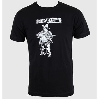 Herren T-Shirt    Propagandhi - Cowboy - Black - KINGS ROAD - 00062, KINGS ROAD, Propagandhi
