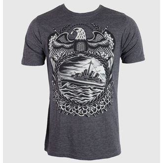 Herren T-Shirt   BLACK MARKET - Britton McFetridge - Battleship, BLACK MARKET