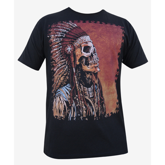 Herren T-Shirt   BLACK MARKET - David Lozeau - Spirit  Of Nation - BM074