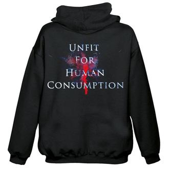 Herren Hoodie   Carcass - Unfit For Human consumption - NUCLEAR BLAST