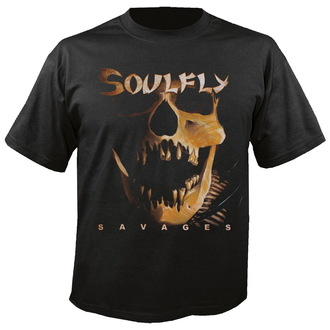 Herren T-Shirt    Soulfly - Savages - NUCLEAR BLAST - 22121