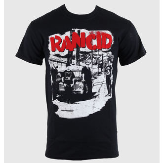 Herren T-Shirt Rancid - Car - Black - RAGEWEAR, RAGEWEAR, Rancid