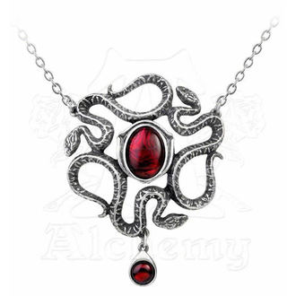 Halband/Halskette  Serpents Eye - ALCHEMY GOTHIC - P688