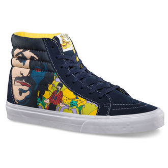 Schuhe VANS - SK8-HI Reissue (The Beatles) - Faces Trikot - VQG2C6D