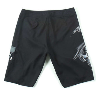 Herren Badeshorts METAL MULISHA - SUBSTANCIAL- BLK