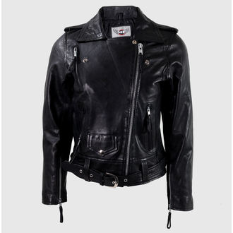 Jacke Damen (Leather Jacket) OSX - S002
