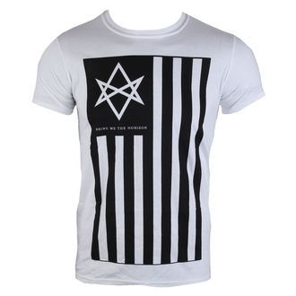 Herren T-Shirt   Bring Me The Horizon - Antivist Mens - White - BRAVADO EU - BMHTS02