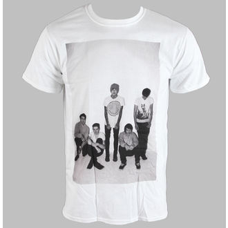 Herren T-Shirt   Bring Me The Horizon - Group Shot - White - BRAVADO EU - BMTHTS06MW
