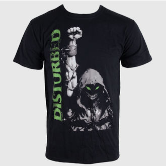 Herren T-Shirt   Disturbed  - Up Your Fist - Blk - BRAVADO EU - DISTS02MB