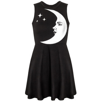 Damen Kleid KILLSTAR - Moonchild - Black - KIL231