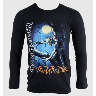 Herren Langarmshirt  Iron Maiden - Fear of The Dark - BRAVADO EU