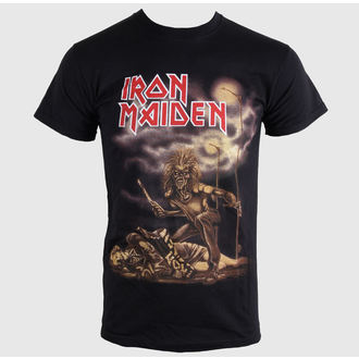 Herren T-Shirt Iron Maiden - Sanctuary - Black - BRAVADO EU - IMTEE31MB