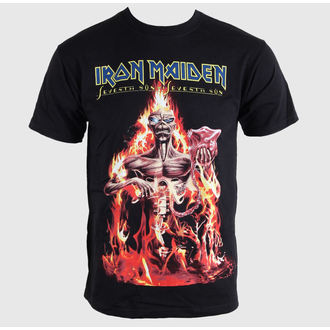Herren T-Shirt Iron Maiden - CM EXL Seventh Son - BRAVADO EU - IM01