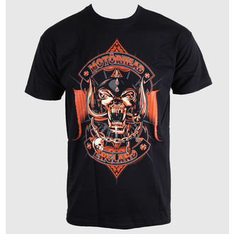 Herren T-Shirt Motorhead - Orange - Black - BRAVADO EU - MHEADTEE20MB