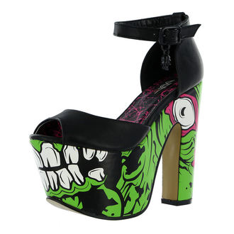 Damen Schuhe IRON FIST - Zombie Stomper Super - Monster Green - IFLPLH12982S14
