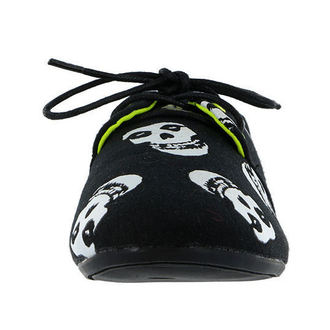 Damen Schuhe IRON FIST - Misfits - Oxford - Black
