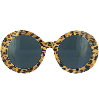 Sonnenbrille IRON FIST - Change Your Spots - Leopard
