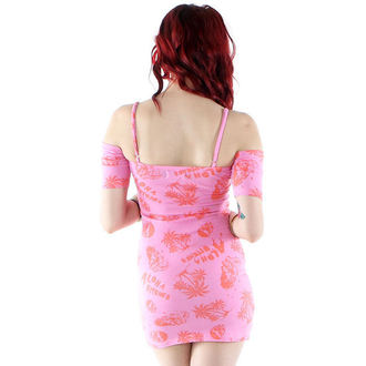 Damen Kleid IRON FIST - Aloha Bitches - Pink