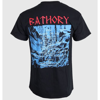 Herren T-Shirt   Bathory - Blood On Ice - PLASTIC HEAD