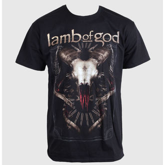 Herren T-Shirt   Lamb Of God - Tech Steer - PLASTIC HEAD - PH8197