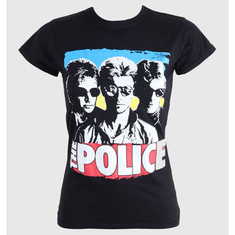 Damen T-Shirt  The Police - Greatest - PLASTIC HEAD, PLASTIC HEAD, Police
