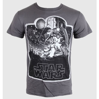 Herren T-Shirt   Star Wars - A New Hope - PLASTIC HEAD-PH7848