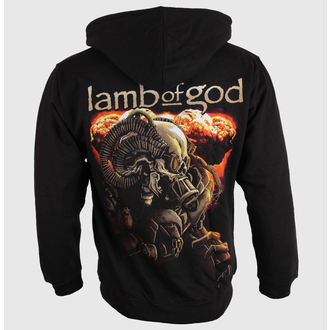 Herren Hoodie  Lamb Of God - Anime - PLASTIC HEAD - PH8199
