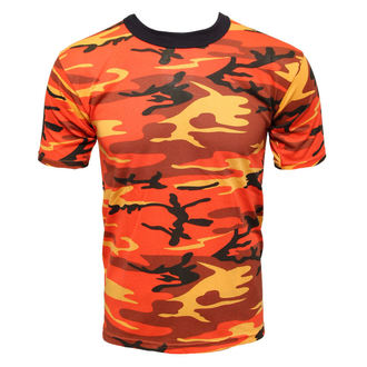 T-Shirt Army - Orange