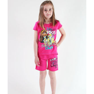 Mädchen T-Shirt TV MANIA - Monster High - Pink, TV MANIA, Monster High