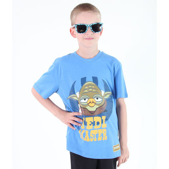 Jungen-T-Shirt  TV MANIA - Angry Birds - Blue - SWAB 325