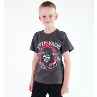 Jungen-T-Shirt  TV MANIA - Star Wars Clone - Grey- STAR 592