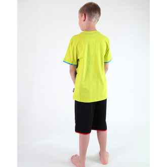 Jungen-T-Shirt  TV MANIA - Star Wars Clone - Lime - STAR 588
