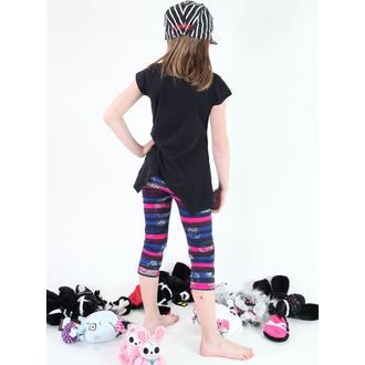 Mädchen Pyjama ( T-Shirt + Leggings) - Monster High - Black, TV MANIA, Monster High