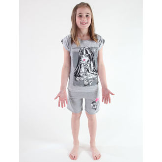 Mädchen Shorts  Monster High - Grey, TV MANIA, Monster High