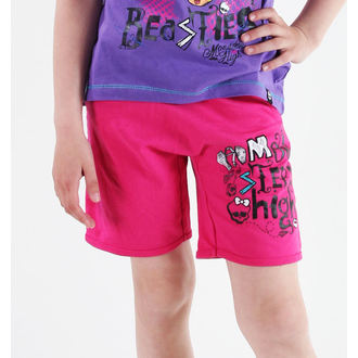 Mädchen Shorts  Monster High - Pink, TV MANIA, Monster High