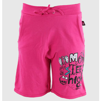 Mädchen Shorts  Monster High - Pink