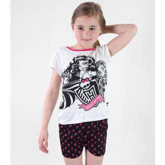 Mädchen Pyjama  TV MANIA - Monster High - White, TV MANIA, Monster High
