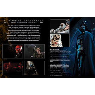 Buch Twenty Years of Sideshow Collectibles Art