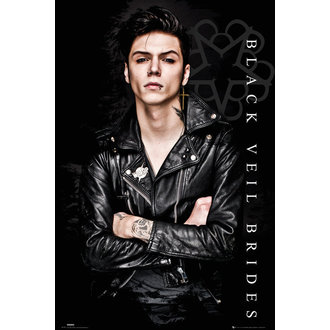 Poster Black Veil Brides - Andy Solo - GB posters - LP1791