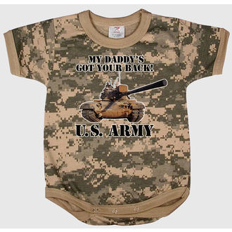 Baby Body ROTHCO - GOT YOUR BACK - ACU - 67056