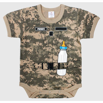 Baby Body ROTHCO - SOLDIER - ACU DIGITAL - 67096